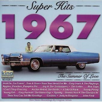 Super Hits 1967 verano del amor - Super Hits del verano 1967 de importación USA de amor [CD]