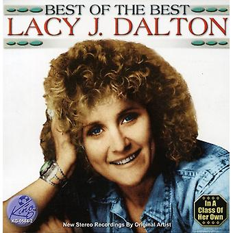 Lacy J. Dalton - Best of the Best [CD] USA import