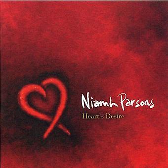 Niamh Parsons - importer des USA de désir [CD] du cœur