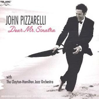 John Pizzarelli - Dear Mr. Sinatra [CD] USA import