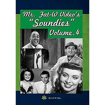 Soundies 4 [DVD] USA import