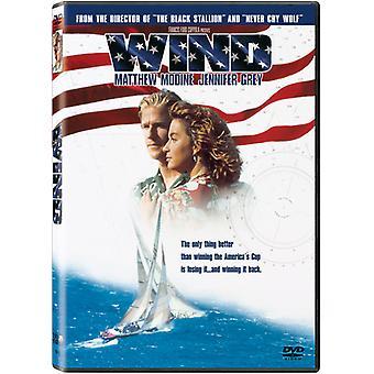Viento de importación de Estados Unidos (1992) [DVD]