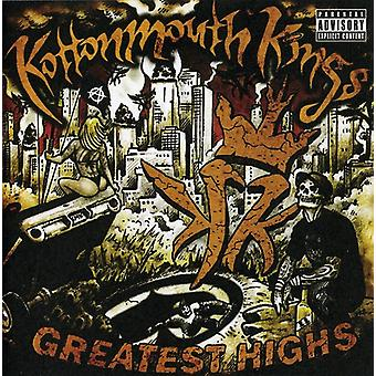 Kottonmouth Kings - Greatest Highs [CD] USA import