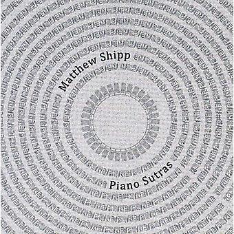 Matthew Shipp - Piano Sutras [CD] USA import