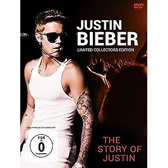 Justin Bieber - Story of Justin [DVD] USA import