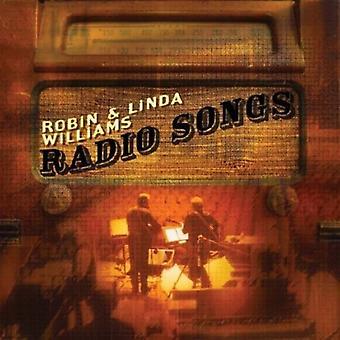 Robin Williams & Linda - Radio Songs [CD] USA import