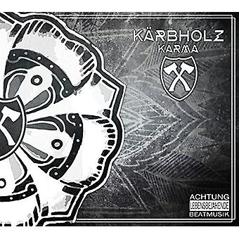 Karbholz - Karma [CD] USA import