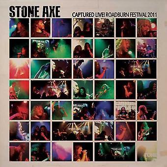 Stone Axe - Captured Live! Roadburn Festival 2011 [CD] USA import
