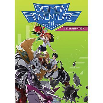 Digimon eventyr Tri: Besluttsomhet [DVD] USA import