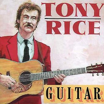 Tony Rice - Guitar [CD] USA import