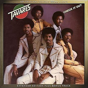 Tavares - Check It Out [CD] USA import