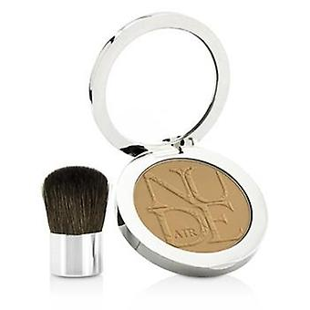 Christian Dior Diorskin Nude Air Healthy Glow Invisible Powder (with Kabuki Brush) - # 040 Honey Beige - 10g/0.35oz