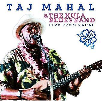 Taj Mahal - Taj Mahal & Hula Blues Band: Live aus Kauai [CD] USA Import