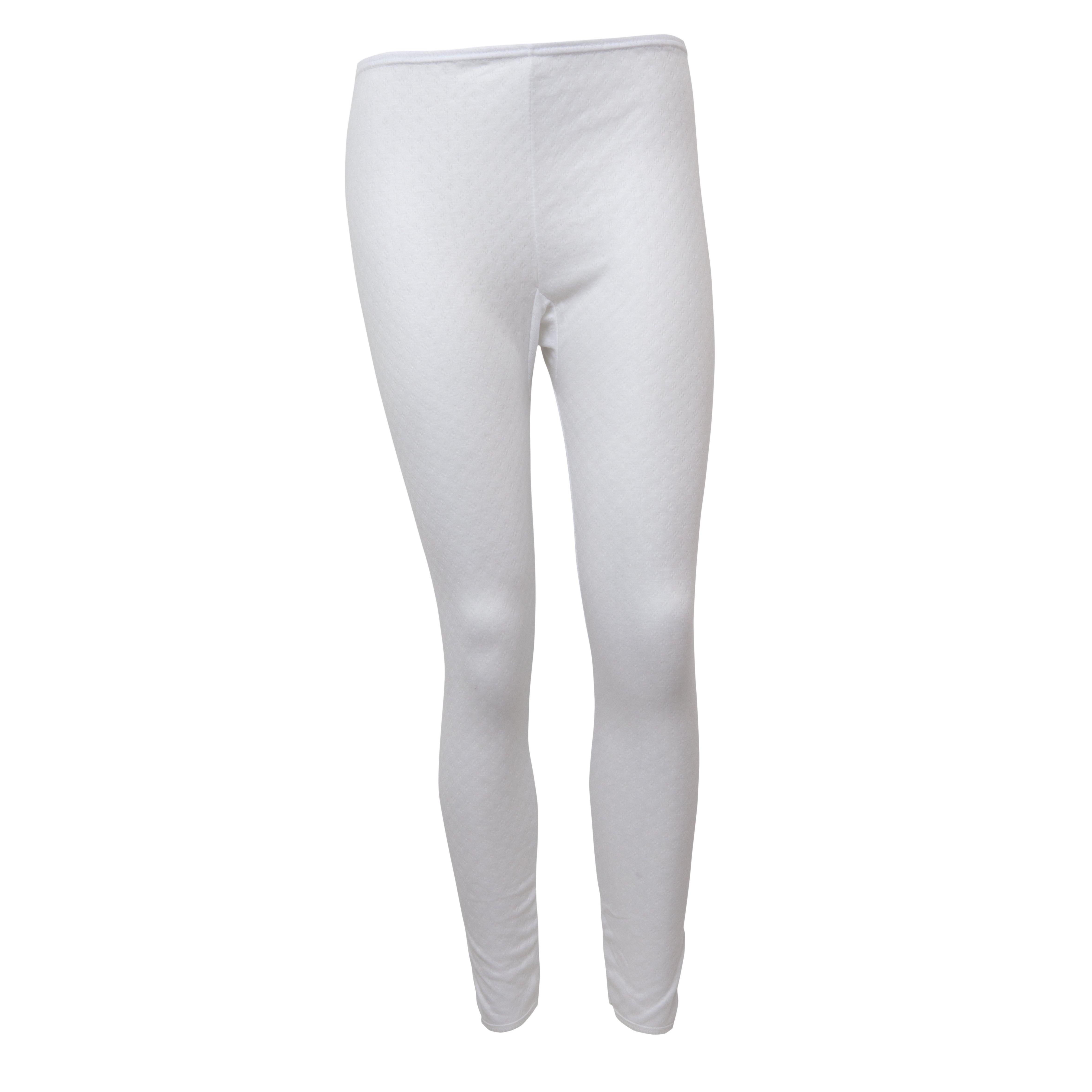 Ladies/Womens Thermal Underwear Long Jane (Heat Trap Range)