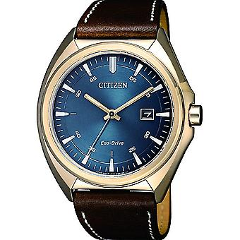 Burger mens watch eco-drive AW1573-11 L