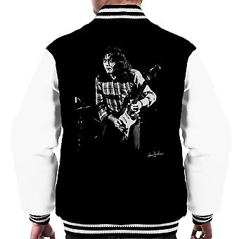 Rory Gallagher Live In London 1973 Men's Varsity Jacket