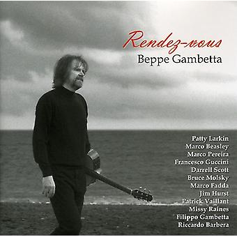 Beppe Gambetta - Rendez-Vous [CD] USA import