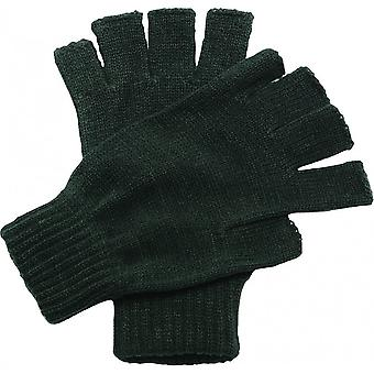 Regatta professionelle Mens Fingerlose thermische Acryl stricken Handschuhe