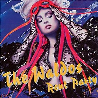 Waldos - Rent Party [Vinyl] USA import