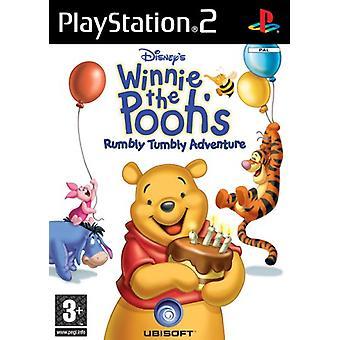 Winnie The Pooh Rumbly Tumbly Adventure (PS2) - Nieuwe fabriek verzegeld