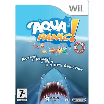 Aqua Panic (Wii) - Nouveau