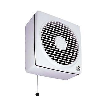 Venster ventilator Vario 150/6 met trekkoord max. 380 m³/h