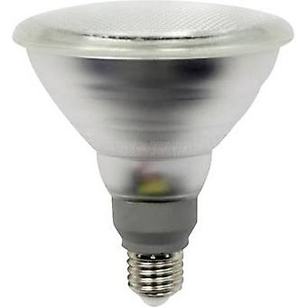 LightMe LM85128 LED (monochrome) EEC A (A++ - E) E27 Reflector 12 W = 95 W Cool white (Ø x L) 122 mm x 138 mm 1 pc(s)