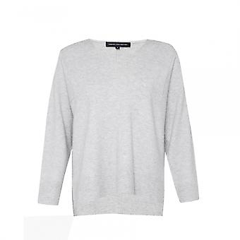 French Connection French Connection Ebba Vhari VNeck Womens Jumper
