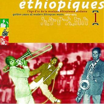 Ethiopiques - Vol. 1-Ethiopiques: Golden Years of Modern [CD] USA import