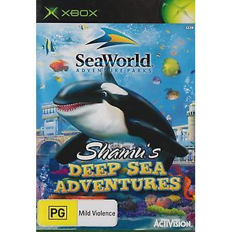 SeaWorld Adventure Parks Shamus Deep Sea Adventures (Xbox) - Neu