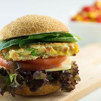 Goodlife Frozen Vegan Vegetable Burgers