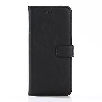 Samsung Galaxy S8 Stilrent plånboksfodral Svart