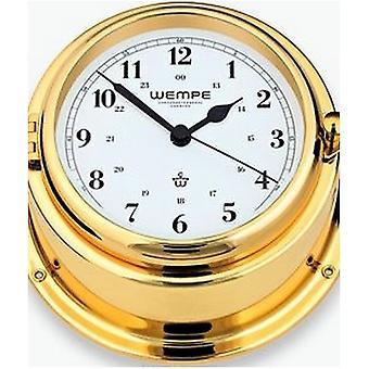 Wempe chronometer Stahlwerke Bremen II ship clock CW310011