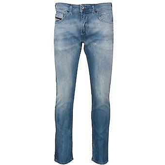 Diesel Slim-Skinny Fit Thommer Light Blue Jean
