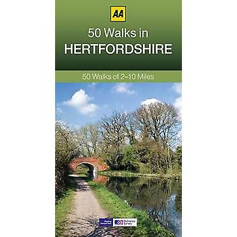 50 Walks in Hertfordshire (3rd Revised edition) by AA Publishing - 97