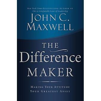 Producent różnica - Dokonywanie postawa swój największy atut przez Joh