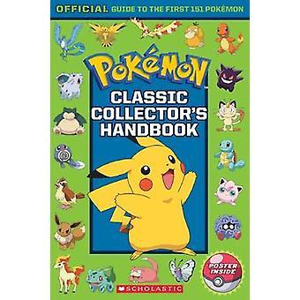 Pokemon - manual clásico para coleccionistas por Scholastic - 9781338158236 B