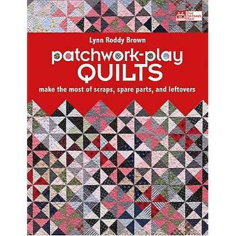 Patchwork-play Quilts by Lynn Roddy Brown - 9781604680379 Book
