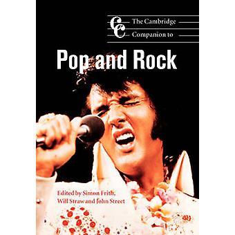 Cambridge Companion to pop en rock door Simon Frith