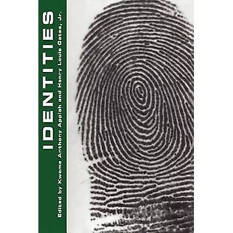 Identitäten von Kwame Anthony Appiah - Henry Louis Gates - 978022628439