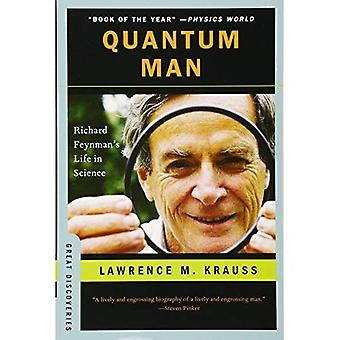 Quantum Man: Richard Feynmans liv i vetenskap