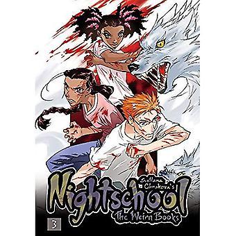 Nightschool 3: I libri di Weirn