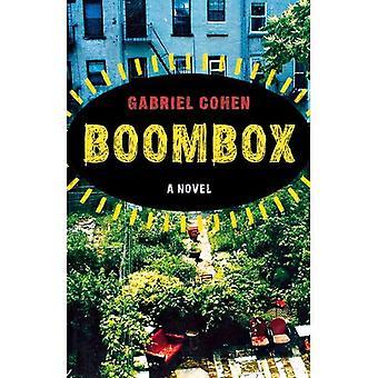 Boombox: Powieść