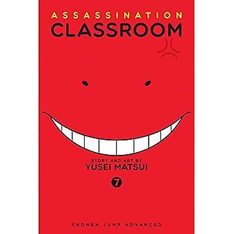 Mordet klasseværelset bind 7