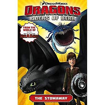 DreamWorks drakar: Ryttare av Berk - volym 4 - fripassagerare (hur man tränar din drake-TV)