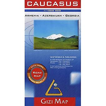 Caucasus: Armenien, Georgien, Aserbaidschan