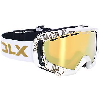 Overtræder voksne Unisex Goldeneye DLX Ski / udviklingen spejlet Goggles