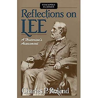 Reflecties over Lee: een Historian's beoordeling (Stackpole Classics)