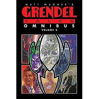 Matt Wagner's Grendel Tales� Omnibus Volume 2
