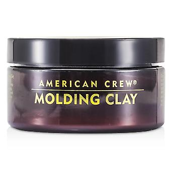 Men Molding Clay (high Hold And Medium Shine) - 85g/3oz